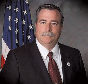 Palmdale City Councilman Steve Hofbauer upset incumbent Mayor Jim Ledford on..