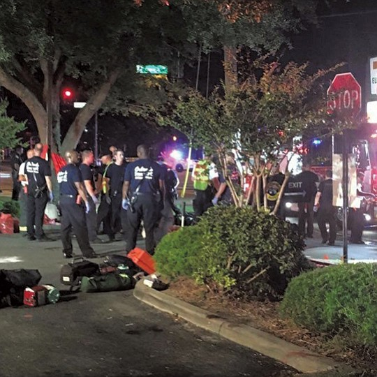 Authorities on Thursday identified the alleged gunman who opened fire in the..