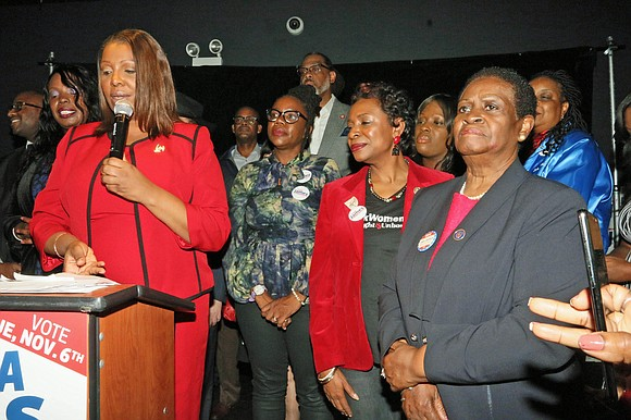 """This victory is an incredible milestone for our communities and all those whose blood, sweat and tears paved the way ..."