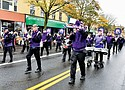 The Veterans Day Parade along Northeast Sandy Boulevard in the Hollywood District draws support from the community. This year's parade is scheduled for Monday, Nov. 12 beginning at 9:30 a.m. at Northeast 40th and Tillamook.
