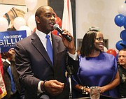 Tallahassee Mayor Andrew Gillum