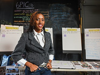 """Jacqulyn """"Jackie"""" Washington hopes to use new skills from the Culture of Health Leadership program to help heal emotional and mental trauma in the Richmond community."""