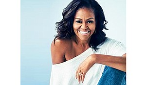 Former first lady Michelle Obama