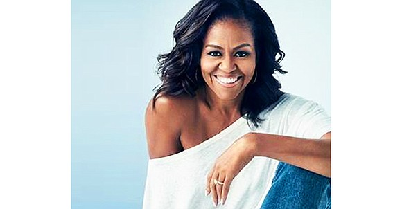 """In a life filled with meaning and accomplishment, Michelle Obama has emerged as one of the most iconic and compelling ..."