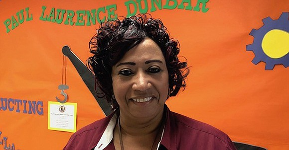 When Paul L. Dunbar Learning Center Principal Alpher Garrett-Jones started setting up for the school year's first Parent Teacher Association ...