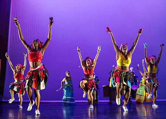 "The dynamic and always colorful Muntu Dance Theatre of Chicago will present its fall concert series ""New Dimensions,"" an amazing ..."