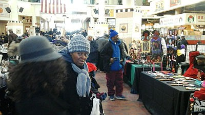 """Lexington Market will host a """"Holiday Artisan Market for the Holidays every Saturday from November 24 thru December 22 from 11 a.m. until 4 p.m. Vendors of all kinds will be selling their arts, crafts, clothes, books and etc for your family and friends."""