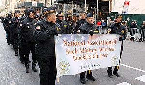 National Association of Black Military Women, Brooklyn Chapter