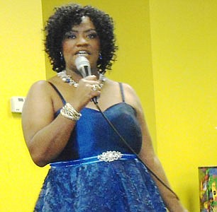 """Mrs. Maybelle, comedian will host the """"Royal Theatre Reunion Black & White Ball"""" on Saturday, November 17 from 7 p.m. until 1a.m. at the Patapsco Arena, 3301 Annapolis Road in Baltimore. Yours truly, """"Rambling Rose"""" will be honored along with Kenny Gamble of Gamble and Huff of the Philadelphia Sounds, the Ebony's Motown group and Tarsha Fitzgerald. For more information, call 443-226-8895."""