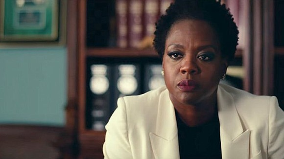 Steve McQueen's powerful heist movie gives Viola Davis a strong role as a crime widow who is forced to command ...