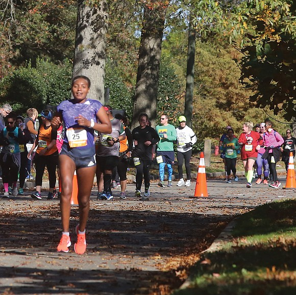 Kenyan and Ethiopian runners make up a tiny percentage of the total number of participants in the annual Richmond Marathon. ...