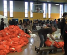 Turkey's being given away in Newark