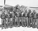 Tuskegee Airmen in 1942