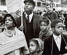 Ruby Dee and Ossie Davis with their children