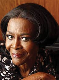 Legends in film united over the weekend to pay tribute to Cicely Tyson, as she became the first Black woman..