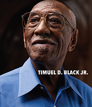 Timuel D.  Black