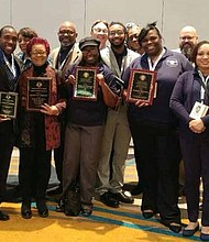 hornton Township recently received four awards from the Township Officials of Illinois organizations that oversees over 10,000 township officials across the state. Photo Credit: Provided by Thornton Township