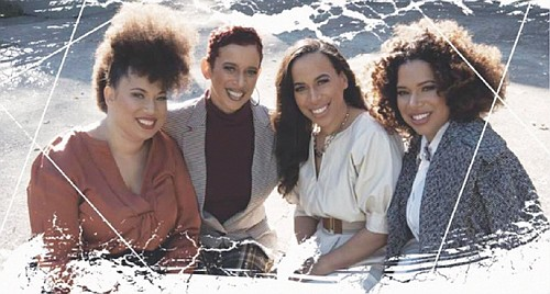 You're invited to join Portland's Brown Sisters for a holiday concert and the release of their new CD 'Choose Love' ...