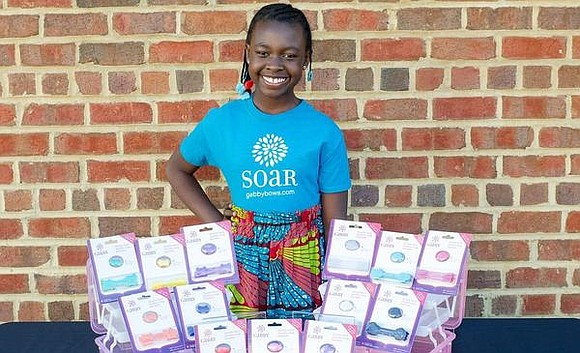 Award-winning GaBBY Bows CEO Gabrielle Goodwin and her mom Rozalynn are sharing their international brand with other girls and their ...