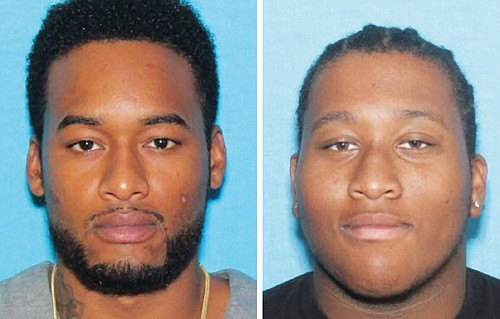 Crimestoppers is offering rewards in the unsolved deaths of Laray William Seamster (left) and Izryl T. Johnson.
