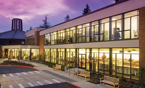 The Warner Pacific University campus in southeast Portland will soon offer a Bachelor of Science in Nursing degree.