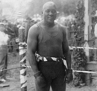 """James Earl Jones portrayed world heavyweight boxing champ Jack Johnson, whose power and persona took white America by surprise in ..."