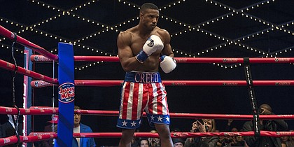 Michael B. Jordan stars in Creed II
