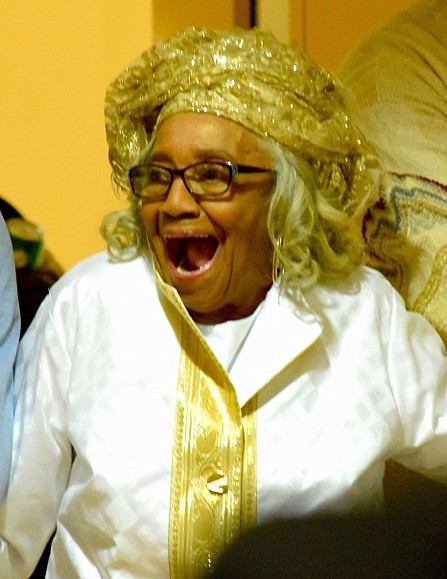 "On Nov. 24 St. James Community Full Gospel Church celebrated the ""Mother of the Church"" Ramona Day Benson Boyd in ..."