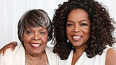Vernita Lee and Oprah Winfrey