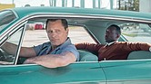 "World-class pianist Donald W. ""Don"" Shirley, right, played by actor Mahershala Ali, sets out on a 1962 concert tour from Manhattan to the Deep South with driver Frank A. ""Tony Lip"" Vallelonga, a New York club bouncer, played by actor Viggo Mortensen."