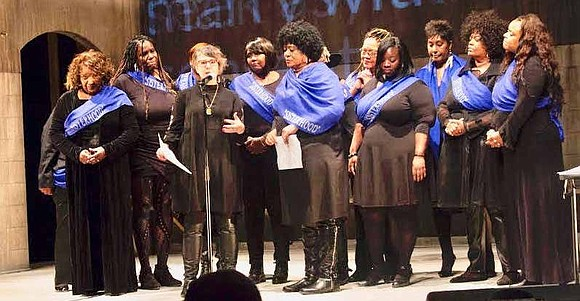 Unsilence, a Chicago based nonprofit, recently held a Human Rights Benefit Concert at Victory Gardens Theatre in Chicago to support ...