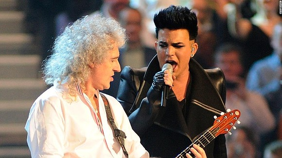 Queen will still rock you, with Adam Lambert singing lead. The legendary band announced Monday they will hit the road ...