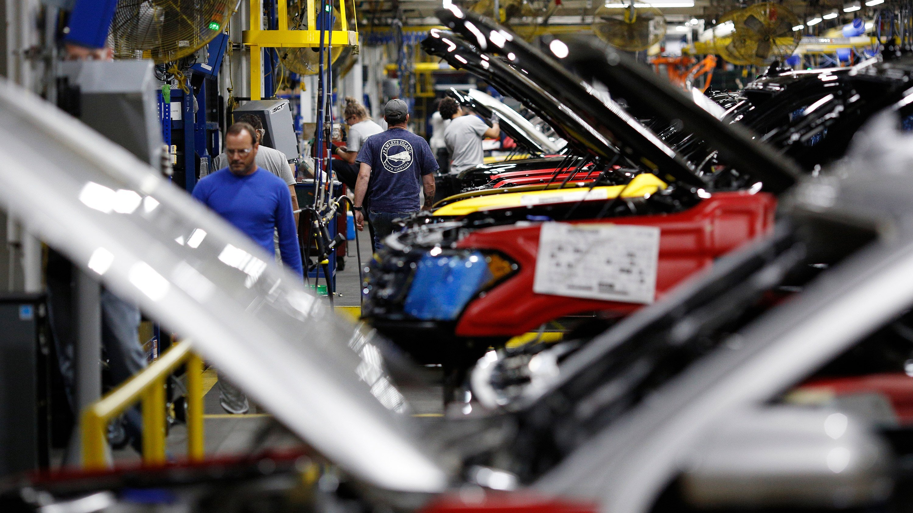 Gm S Restructuring Was Tough Ford S Could Be Even Harder