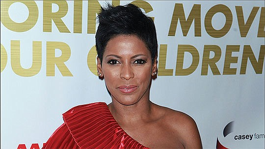 Tamron Hall has a new syndicated talk show and it has been cleared to reach 50 percent of U.S. TV..