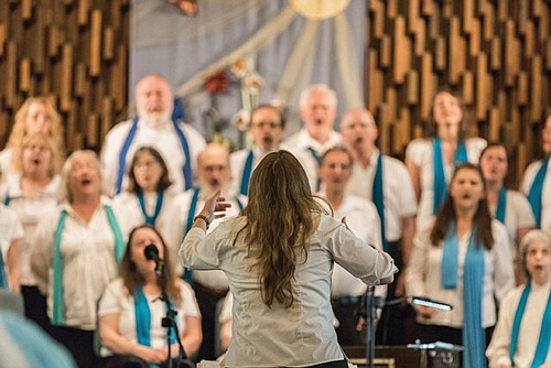 Local singers interested in promoting peace through music are invited to join a community choir with a mission to share ...