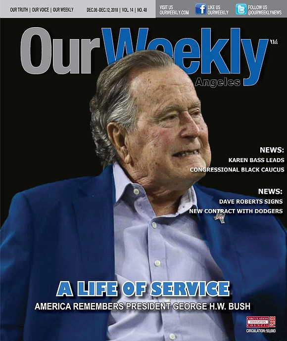 This week as George Herbert Walker Bush is lauded in Washington, D.C. and laid to..