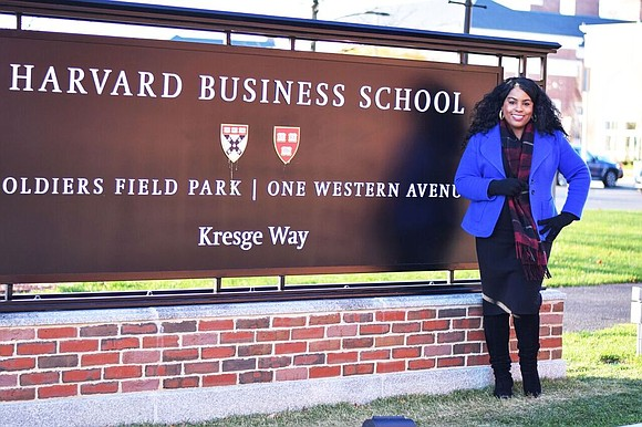 Houston self-made business woman and community leader Deavra Daughtry recently graduated with a certificate from the exclusive Owner/President Management Program ...