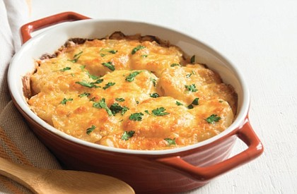 Photo courtesy of Getty Images (Dauphinoise Potatoes)