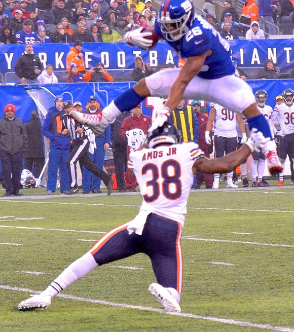 The Giants' fleeting opportunity to remain in the NFC playoff chase came to a crashing halt two weekends ago in ...