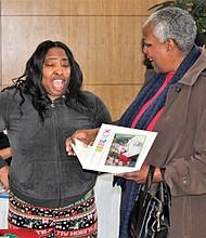 Author Yolanda Coppedge and Karen Clay