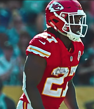 Former Kansas City Chiefs running back Kareem Hunt is just the latest high profile athlete involved in violence against women.