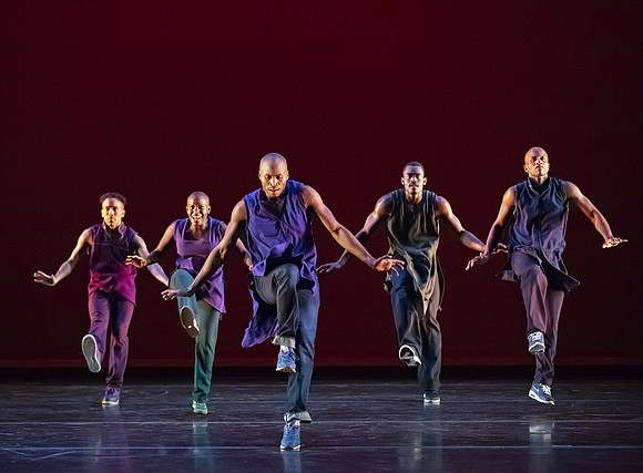 This season, the internationally famous, critically acclaimed and universally embraced Alvin Ailey American Dance Theater marks a milestone.