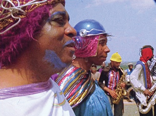 The Northwest Film Center presents 'Sun Ra: A Joyful Noise,; the 1979 documentary about the black jazz composer, bandleader, piano ...