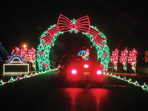 The Safeway Winter Wonderland holiday light show, powered by Advantis Credit Union, is open for the season with new light ...