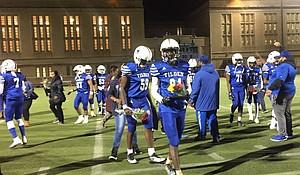 Tilden High School football team