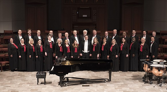 The Houston Choral Society's Christmas concerts are always an audience favorite and have become an annual tradition for hundreds of ...