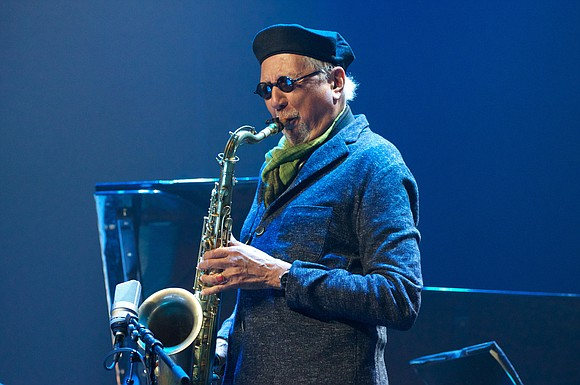The saxophonist/flutist and composer Charles Lloyd is one of our iconic elders.
