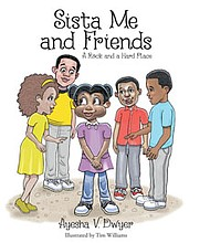 """Written by Ayesha V. Dwyer and illustrated by Tim Williams, the book """"Sista Me – Every Mikkel Make a Mukkel,"""" chronicles the fictional story of a little girl who shares her Jamaican descent through fun and adventure, and awakens readers to life on the tropical island. Sista Me is available for purchase at SistaMe.com; Amazon.com; and iTunes."""