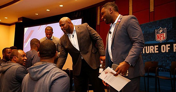 More than 90 students from Historically Black College & Universities (HBCUs) participated in the third annual NFL CAREERS IN FOOTBALL ...