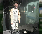 Racist doll left hanging in work truck in Groveland, Florida